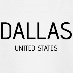 Dallas - Teenager T-Shirt