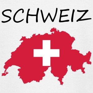 Schweiz - Teenager T-Shirt