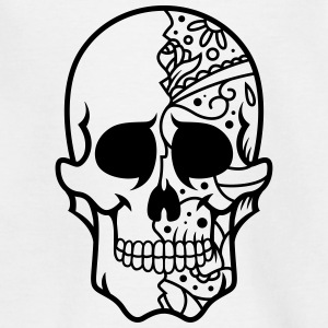 Skull - Teenage T-shirt