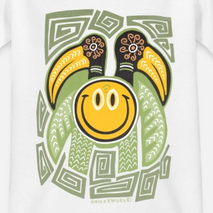 SmileyWorld 'Tiki Surf' teenager t-shirt