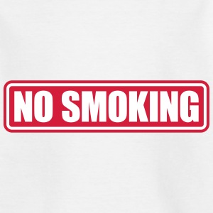 no smoking Tee shirts