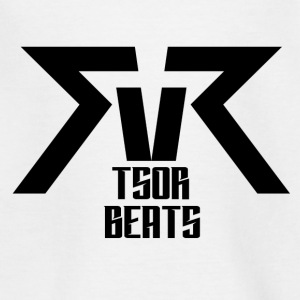 TSOR BEATS Double R Noir - T-shirt Ado