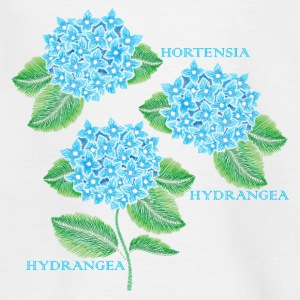 Hortensia - Teenager T-Shirt