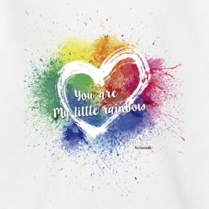 Little Rainbow T - Teenager T-shirt