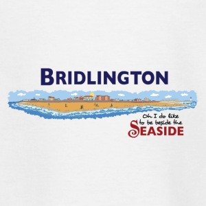Bridlington Seaside - Teenage T-shirt