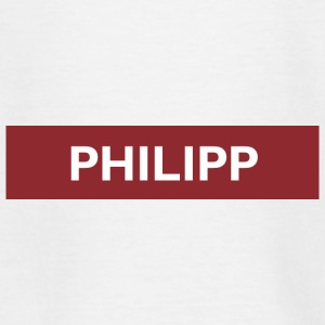 Philipp - Teenage T-shirt