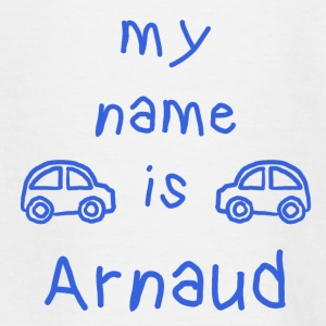 ARNAUD MY NAME IS - T-shirt Ado