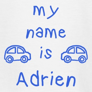 ADRIEN MY NAME IS - T-skjorte for tenåringer