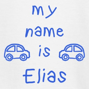 ELIAS MY NAME IS - Teenage T-shirt