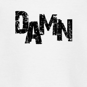DAMN - Teenage T-shirt