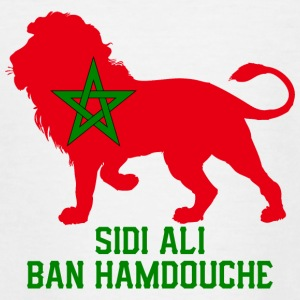 SIDI ALI BAN HAMDOUCHE - Teenage T-shirt