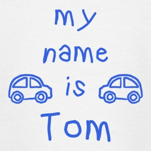 MEIN NAME IST TOM - Teenager T-Shirt