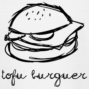tofu Burger - Teenager-T-shirt