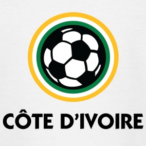 Côte D Ivoire Football - T-shirt Ado