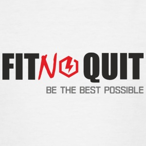 FITNOQUIT - Teenager T-shirt