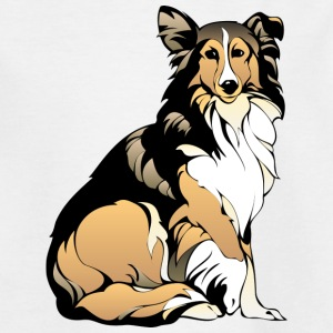 Collie - Teenager T-Shirt