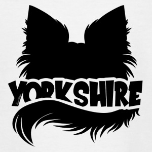 Yorkshire Silhouette - Teenage T-shirt