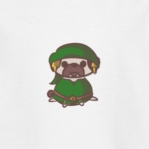 PUG link - Teenage T-shirt