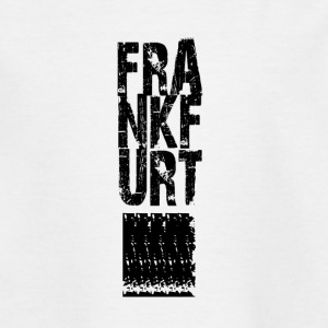 Frankfurt - Teenager-T-shirt