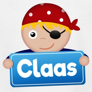 Little Pirate Claas - Teenage T-shirt