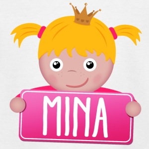 Little Princess Mina - Teenage T-shirt
