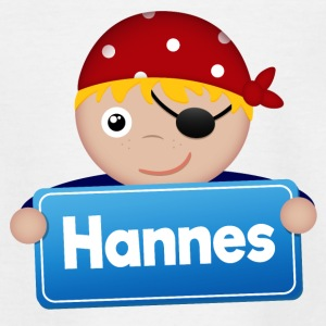 Little Pirate Hannes - Teenage T-shirt