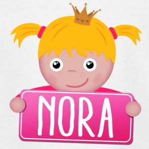Little Princess Nora - Teenager-T-shirt