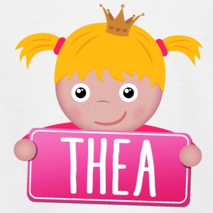 Little Princess Thea - Teenage T-shirt