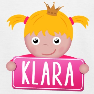 Little Princess Klara - Teenage T-shirt