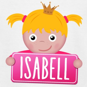 Little Princess Isabell - T-shirt tonåring