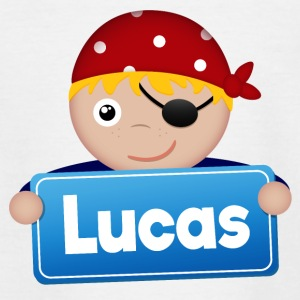 Petit Pirate Lucas - T-shirt Ado