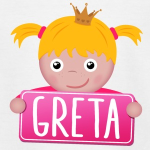 Little Princess Greta - Teenage T-shirt