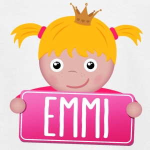 Little princess Emmi - Teenage T-shirt