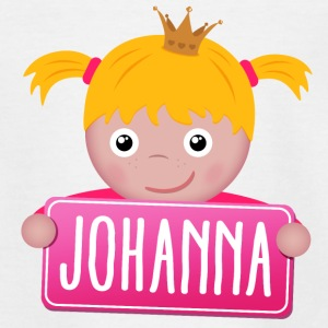 Little Princess Johanna - T-shirt Ado