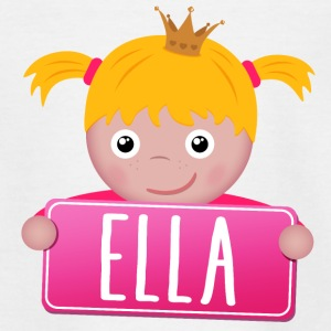 Little Princess Ella - Teenage T-shirt