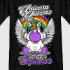 September - Birthday - Unicorn - Queen - EN - Teenage T-shirt