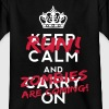 Zombies Are Coming - Teenager T-Shirt