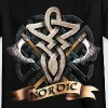 tribal_knot_viking_a - T-shirt Ado