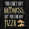 Cant buy happiness, but pizza - Teenager T-Shirt
