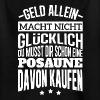 Posaune kaufen Shirt - Teenager T-Shirt