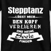 Stepptanz - Seele - Teenager T-Shirt