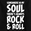 Rock and Roll in my Soul - Teenage T-shirt
