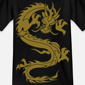 chinese dragon tribal