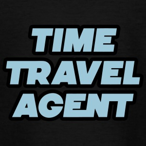 Time Travel Agent - Travel Agent Time - Teenager T-shirt