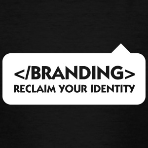 Capture Your Identity Back! - Teenage T-shirt