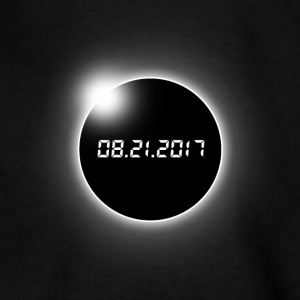 Total Solar Eclipse - Teenage T-shirt
