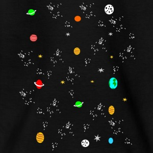 starry sky - Teenage T-shirt