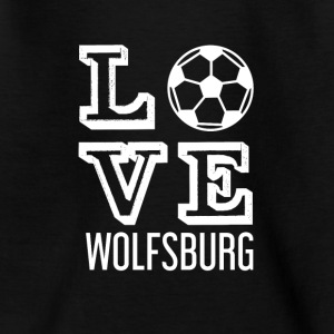 LOVE WOLFSBURG - Teenager T-Shirt