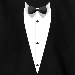 Tux. Formal lustiges T-Shirt - Teenager T-Shirt