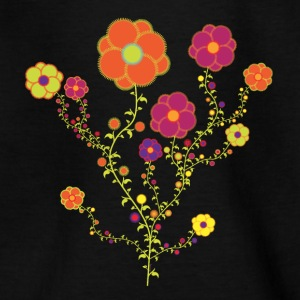Fall-Blumen - Teenager T-Shirt